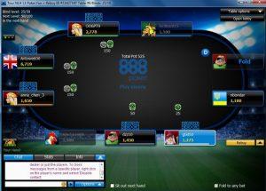 apostas no poker online