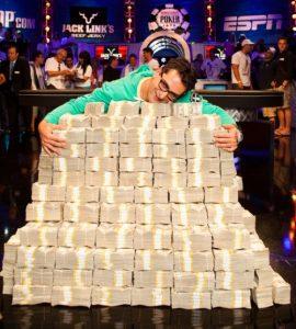 viver de poker no brasil